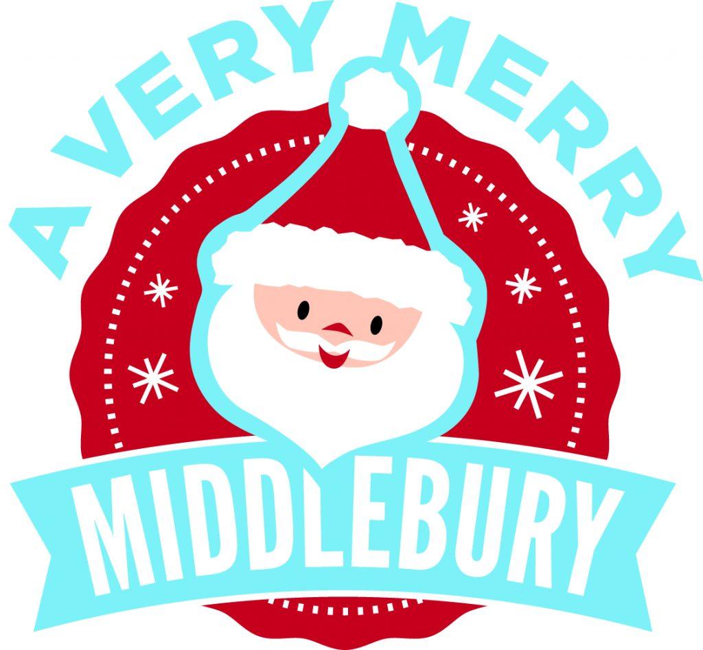 A Very Merry Middlebury logo