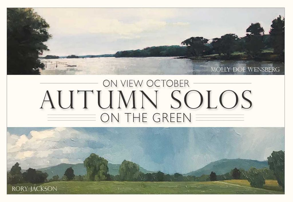 Autumn Solos on the Green - Edgewater Gallery